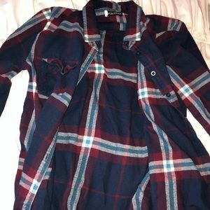 Volcom flannel